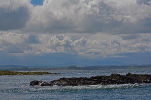 View from the Farne Islands to Bamburgh_reduced