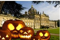 Pumpkin Carving at Castle Howard