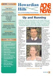 AONB News 2002 front cover