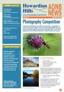 AONB News 2014 front cover