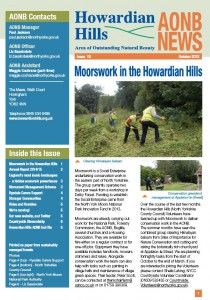 AONB News 2015 front cover