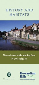Three walks from Hovingham