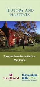Three walks from Welburn